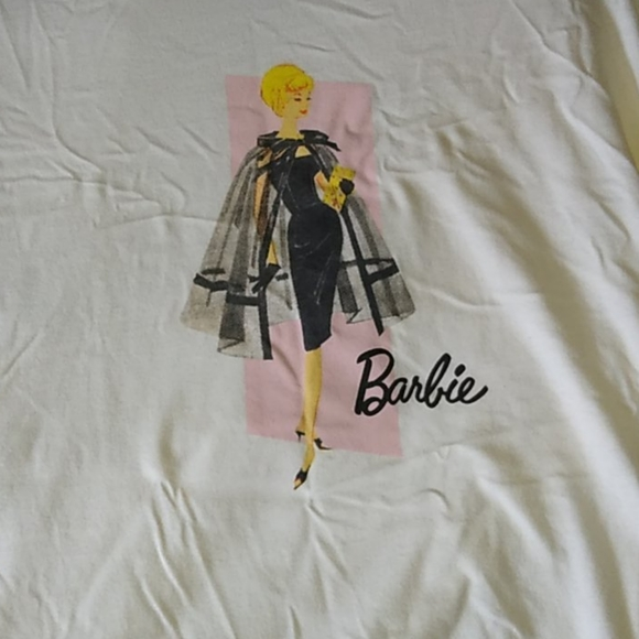 Unique Vintage Barbie t shirt plus size